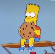 バート 保存はいいね👍の画像(クッキー かわいいに関連した画像)