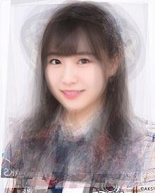 世界選抜総選挙 記念枠 平均顔の画像(選抜総選挙に関連した画像)