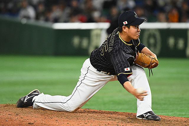 プロ野球選手の牧田和久投手!壁紙
