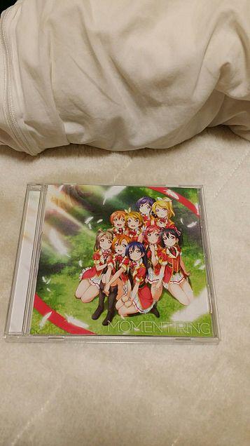 ファイナルシングル MOMENT RINGの画像(プリ画像)