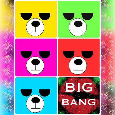 BIG BANG ベアの画像(プリ画像)