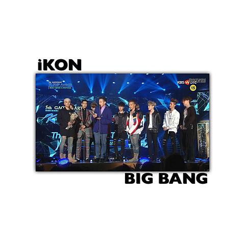 BIG BANG、iKONの画像(プリ画像)