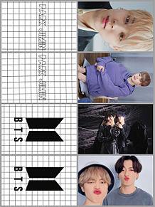 BTS トレカ プリ画像