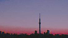 空の画像(東京に関連した画像)