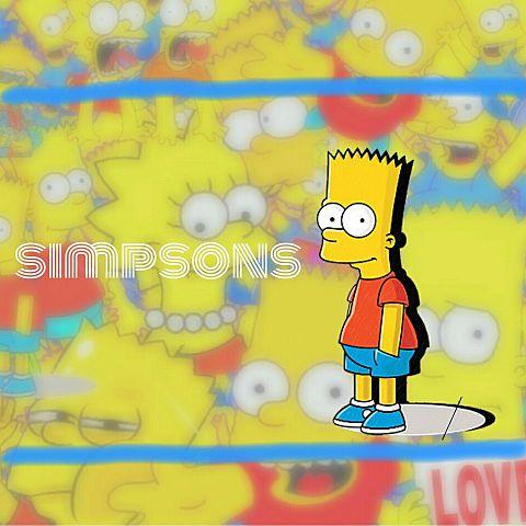 ザ・シンプソンズの画像 プリ画像