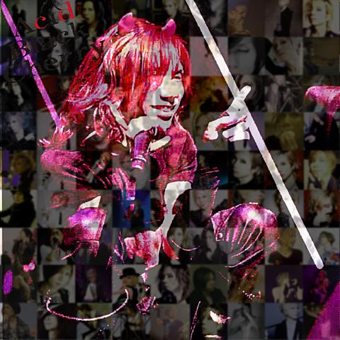 Acid Black Cherryの画像 プリ画像
