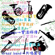 四字熟語で表してみた!の画像(ユーフォニアムに関連した画像)