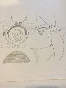ソードアート・オンライン シノン描いてみたの画像(プリ画像)