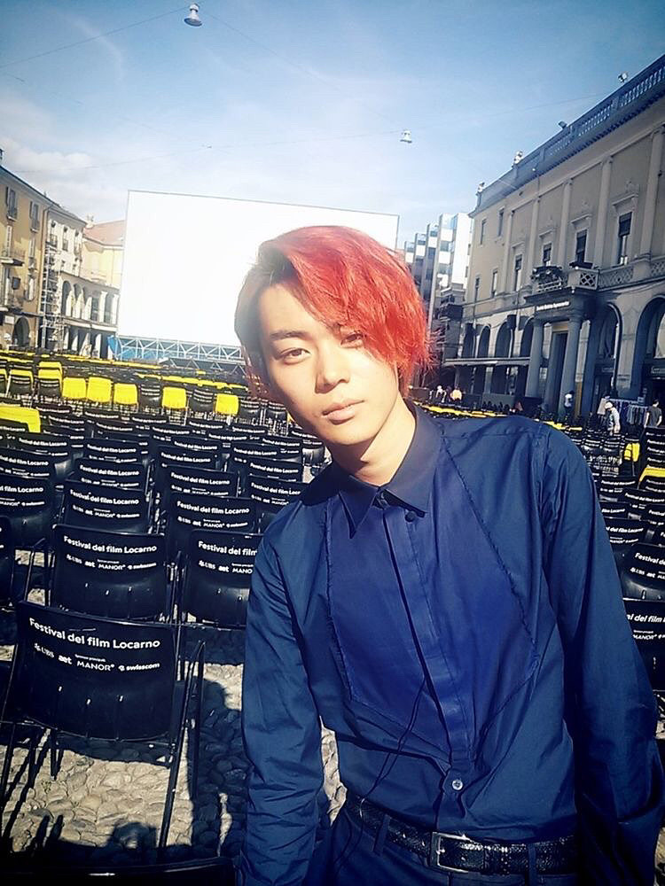 菅田将暉の赤い髪色がかっこいい