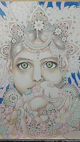 インドの少女の画像(プリ画像)