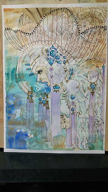 冬の女王の画像(プリ画像)