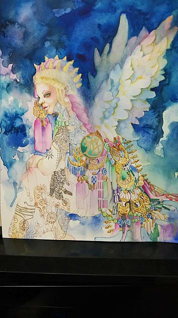 堕天使の画像(プリ画像)