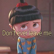Don't Leave Me Aloneの画像(歌詞に関連した画像)
