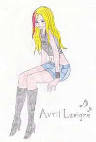 Avril Lavigneの画像(ラヴィーンに関連した画像)