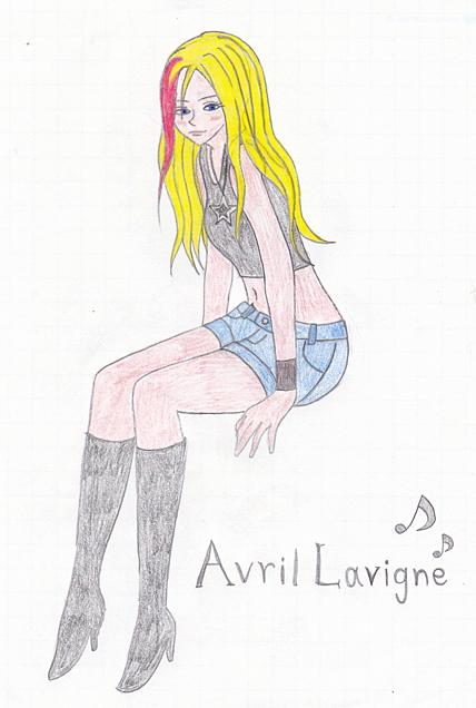 Avril Lavigneの画像 プリ画像