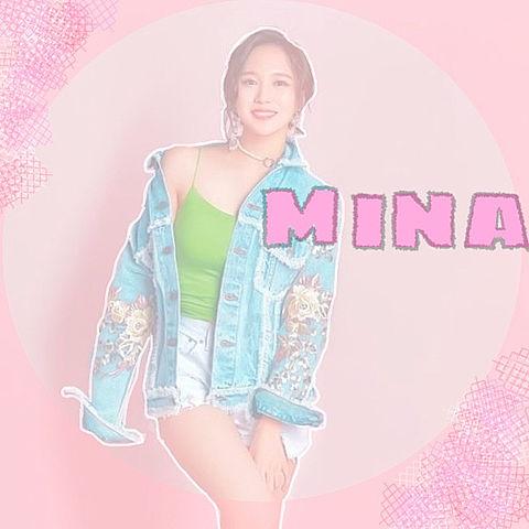 TWICEのミナ♡♡の画像(プリ画像)