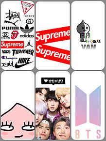 BTS&ブランド&アピーチの画像(アピーチに関連した画像)