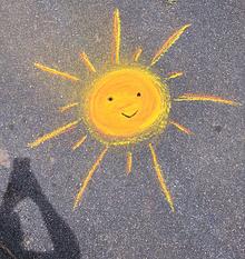 かわよきの画像(太陽に関連した画像)