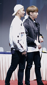 BTS TAEHYUNG&JUNGKOOK グクテテの画像(プリ画像)
