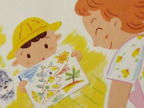ただいま ママ 2006年7月・8月の歌 今井ゆうぞう・はいだしの画像 プリ画像
