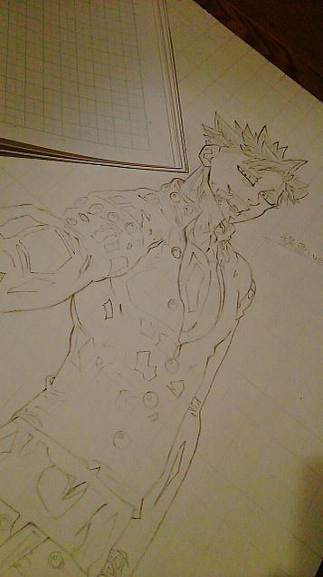 七つの大罪 バン 模写の画像(プリ画像)