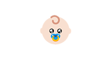 赤ちゃんの画像(タグ画 素材に関連した画像)