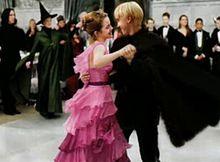 ハリーポッター ダンスパーティーの画像(パーティーに関連した画像)