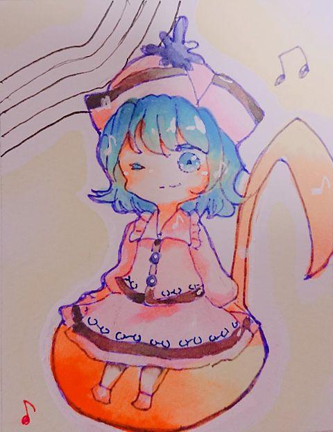 唏尋華  魔白  さんリクエストのメルラン!!の画像(プリ画像)