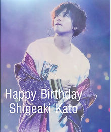 Happy Birthday!          原画はコメ→の画像(#HAPPYBIRTHDAYに関連した画像)