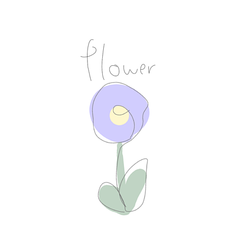 イラスト 手書き 花の画像654点 完全無料画像検索のプリ画像 Bygmo