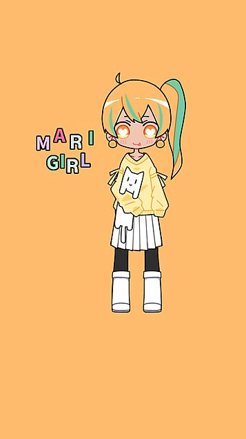 マリGirlの画像(プリ画像)