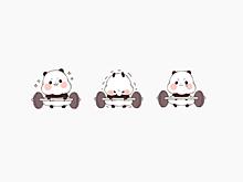 🐼パンダちゃん🐼の画像(可愛い パンダに関連した画像)
