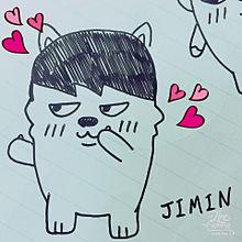 JIMINの画像(プリ画像)
