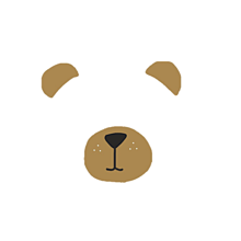 使用はユザフォ&コメの画像(くま ぬいぐるみ 顔に関連した画像)