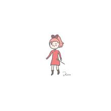 借りぐらしのアリエッティの画像(イラスト 手書き ゆるに関連した画像)