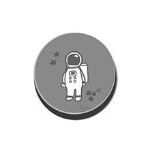 宇宙飛行士 プリ画像