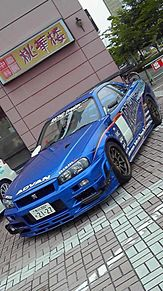 R34 GT-Rの画像(プリ画像)