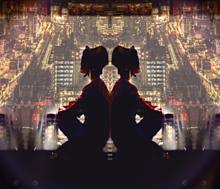 2つの世界 プリ画像