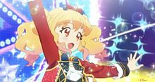 アイカツオンパレードWebアニメ4話プレミアムスクールドレスの画像(アイカツオンパレードに関連した画像)