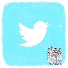 黒子のバスケでTwitterアイコン作ってみた(*´ω`*) プリ画像