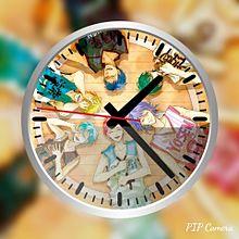黒子のバスケで時計加工してみた(öᴗ<๑)の画像(時計に関連した画像)