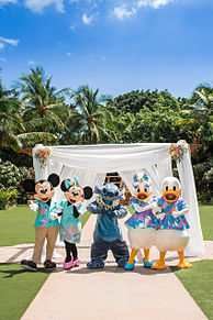 ディズニー ハワイアンウエディング おしゃれの画像(ハワイアンに関連した画像)