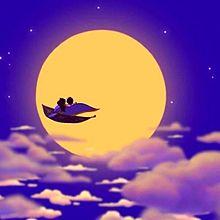 かわいいディズニー  アラジン  写真右下のハートを押してねの画像(アラジンに関連した画像)