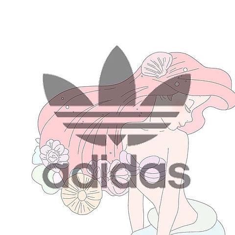 adidasのおしゃれ画像の画像(プリ画像)