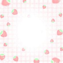 フレーム いちごの画像(いちご 素材に関連した画像)