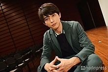 吉沢亮の画像(モデルプレスに関連した画像)