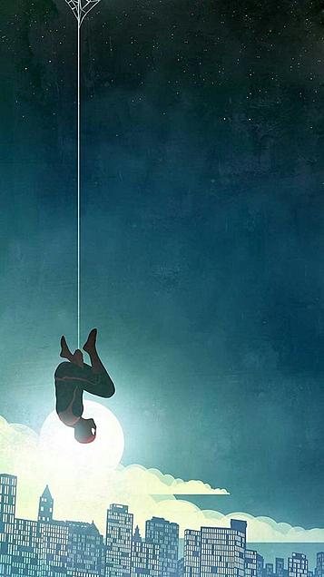 スパイダーマンの画像(プリ画像)