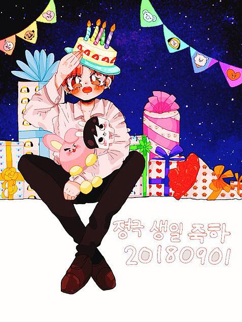 ぐくさんお誕生日おめでとう!の画像(プリ画像)
