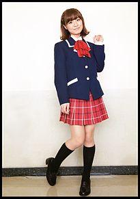 赤崎千夏さんの画像(赤に関連した画像)