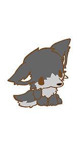 イラスト 可愛い 狼の画像6点 完全無料画像検索のプリ画像 Bygmo